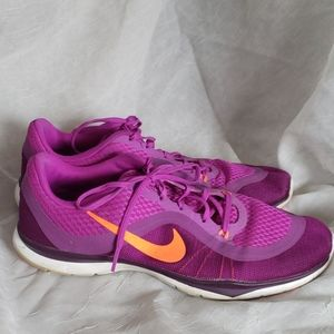 Womens Nike size 12 Purple bright Shoes